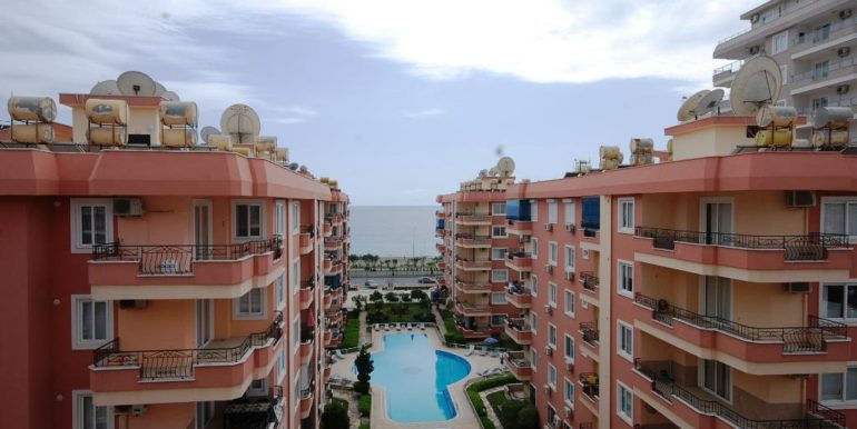 alanya seaview apartment for sale 79.000 euro