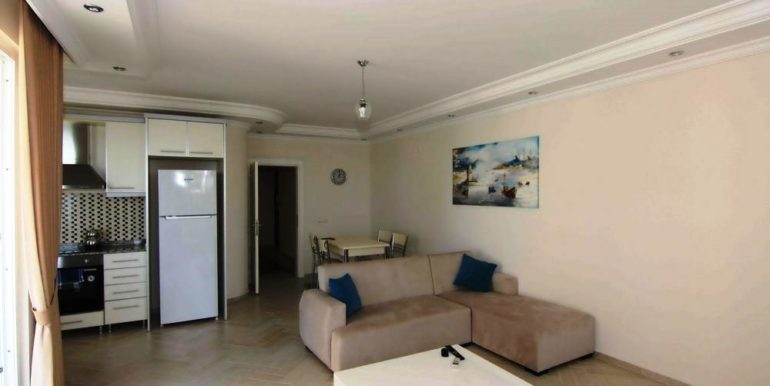 alanya seaview apartment for sale 94.000 euro