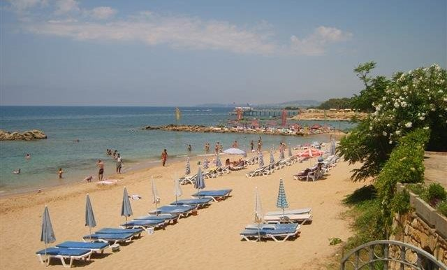 Alanya Villa Direct At The Sandybeach