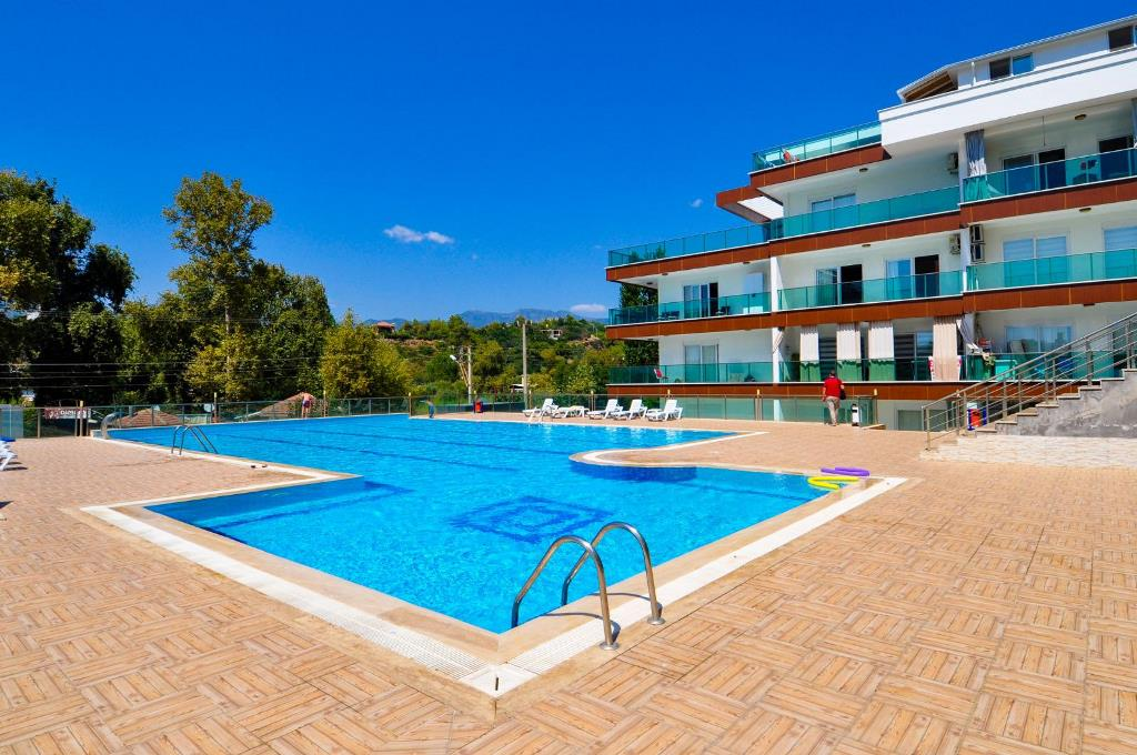 Residence Apartment in Alanya Kestel for sale