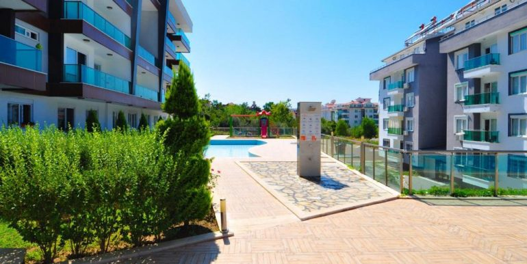 Furnished Residence Apartment in Alanya Kestel 416