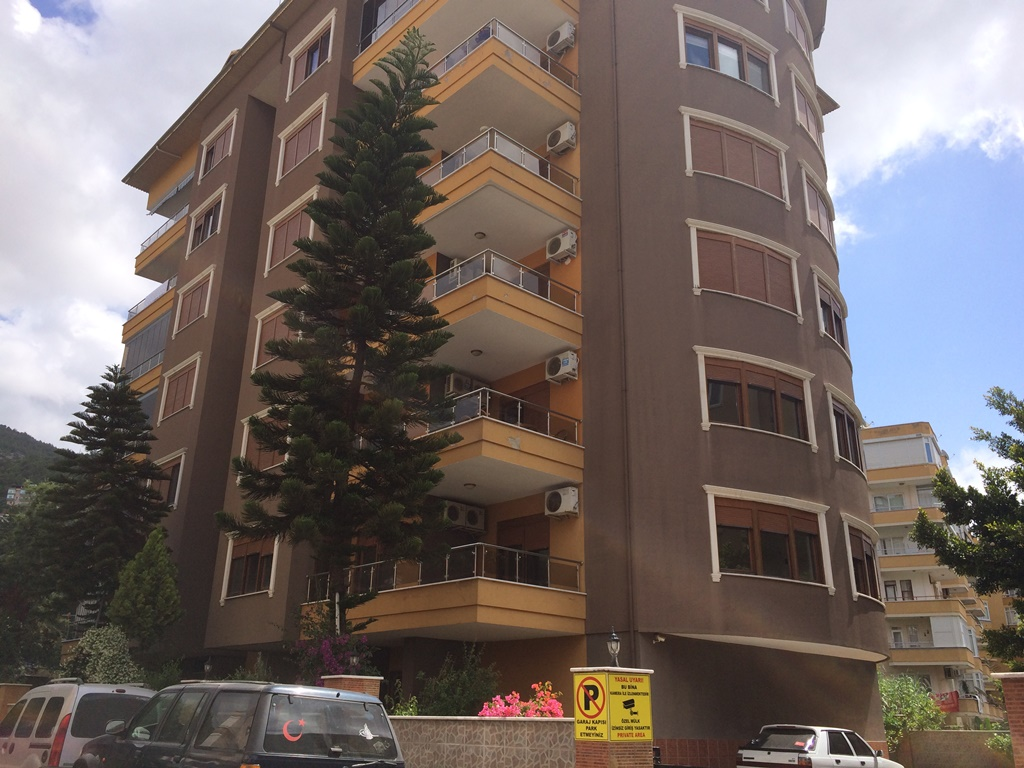Kleopatra Beach Property Alanya for sale