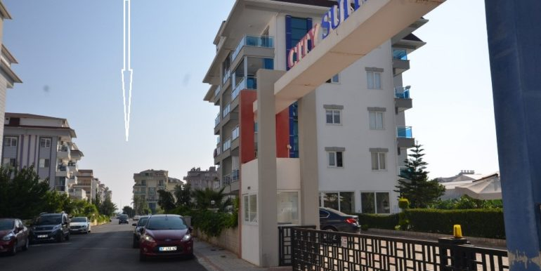 New Apartment Alanya For Sale 67500 Euro