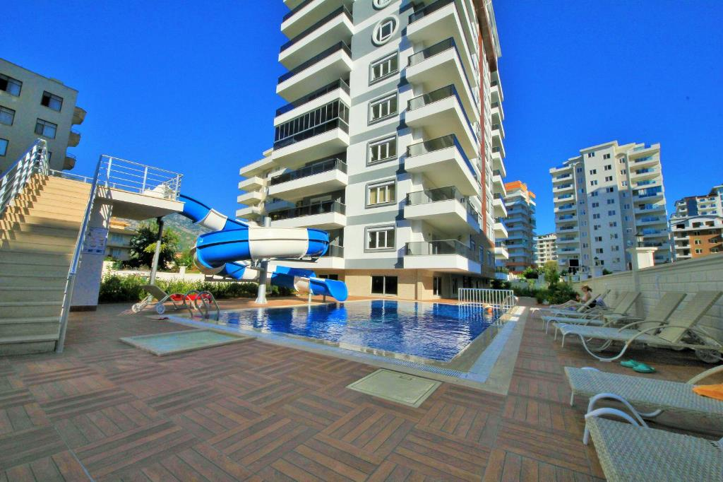 New apartments for sale in Alanya Turkey