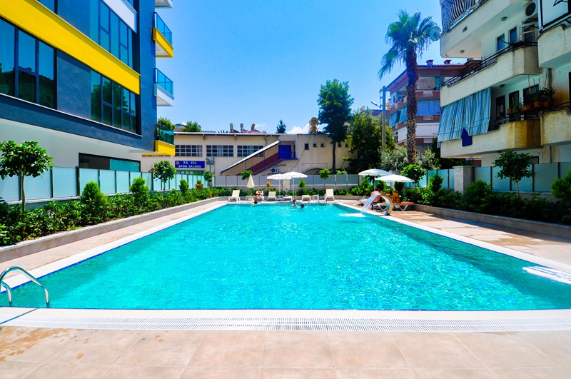 New apartment flats for sale in Alanya city center