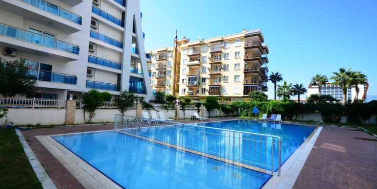 New Apartment With Seaview For Sale In Alanya 77000 Euro