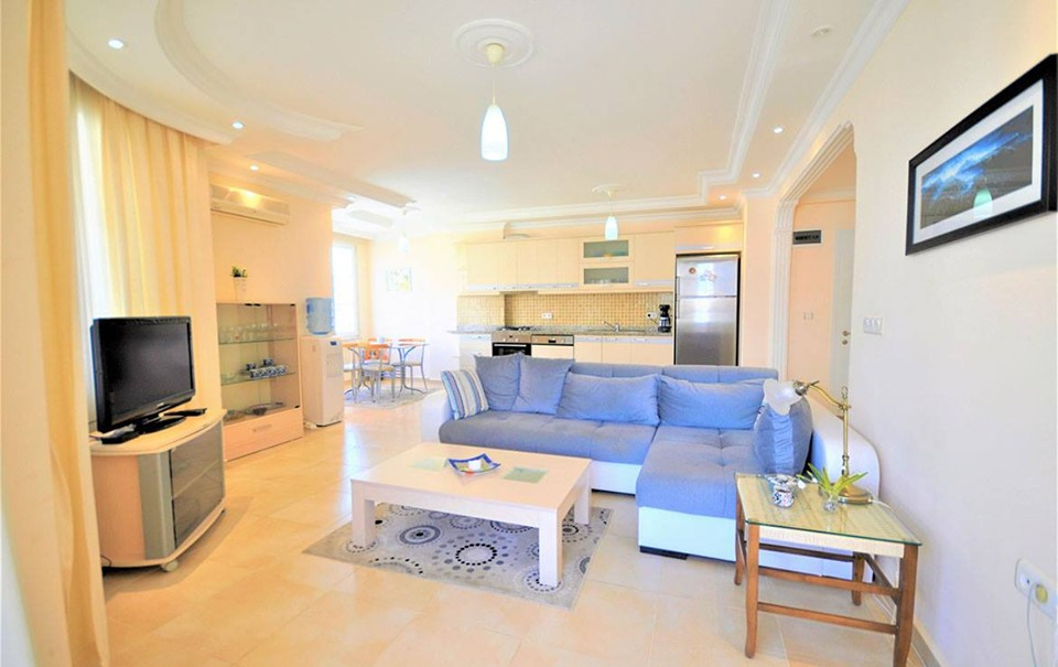 residence apartment in alanya for sale 63000 euro
