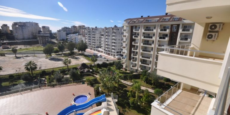 Sea view Apartment Alanya Ready to move in 353