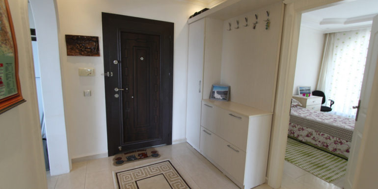 Sea View Apartment In Alanya Center For Sale