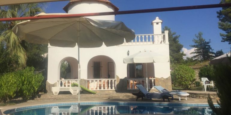 Sea View Villa Alanya On Feinsandstrand for sale