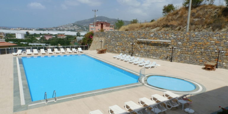 Seaview Apartment in Alanya Demirtas For Sale 47000 Euro