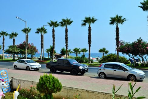 Alanya Cleopatra Beach Apartment For Sale Kyst eiendom