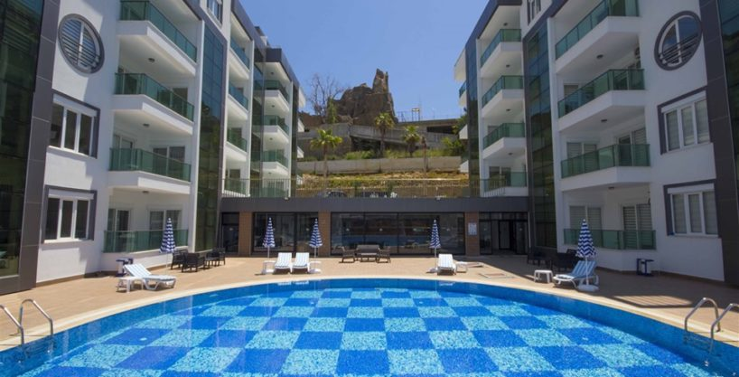 Turkey Alanya Kestel Apartment Residence for sale from owner