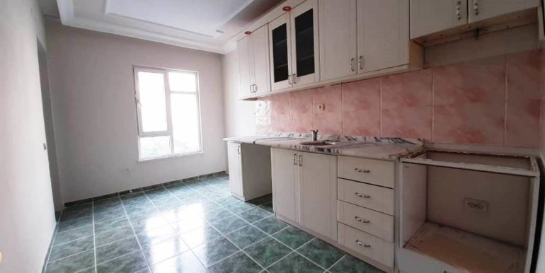 alanya kleopatra apartment with 3 bedroom for sale
