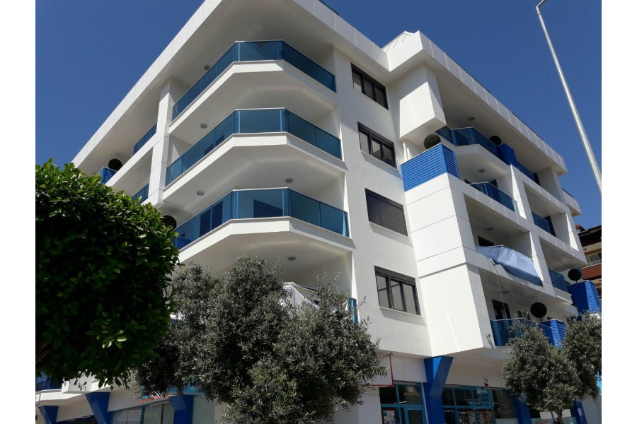 Turkey Alanya Oba New Apartments For sale 57000 Euro