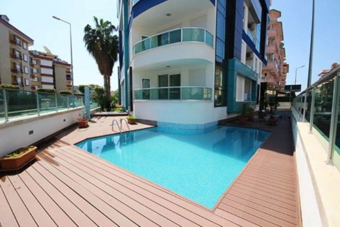 Alanya Oba Apartment For Sale 62000 Euro