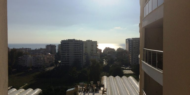 Alanya Sea View Apartment in offer 42000 Euro