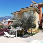 alanya seaview villa in offer 99900 euro