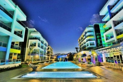Luxury Apartment Alanya for sale prices up to 69000 €