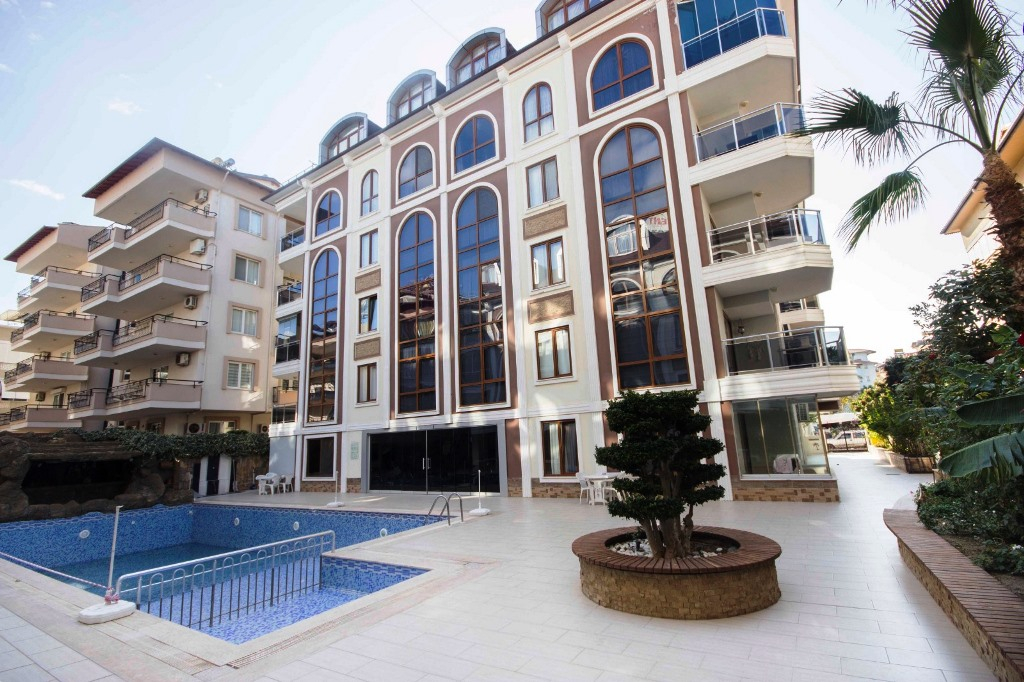 70.000 Euro Alanya Oba Luxury Property Apartment for sale