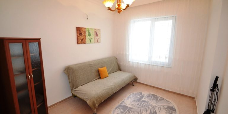 3 Room Flat Apartment For Sale in Alanya 44000 Euro