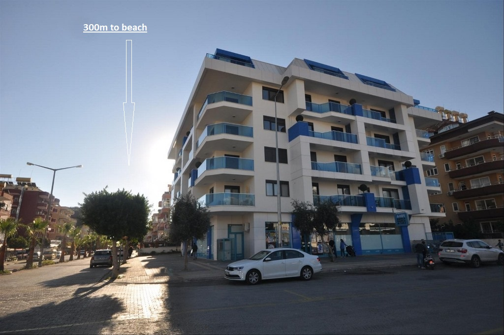 3 Rooms Alanya Oba New flat For Sale 70000 EUR
