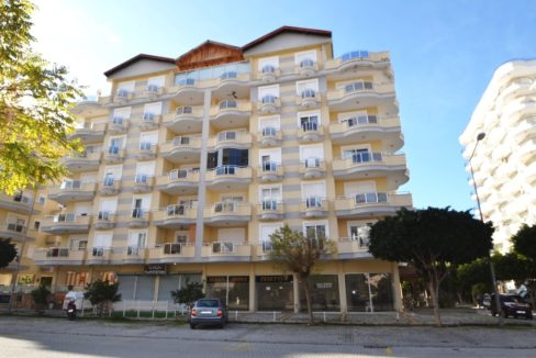 53.000 Euro Alanya 3 bedroom apartment with pool and furnished for sale