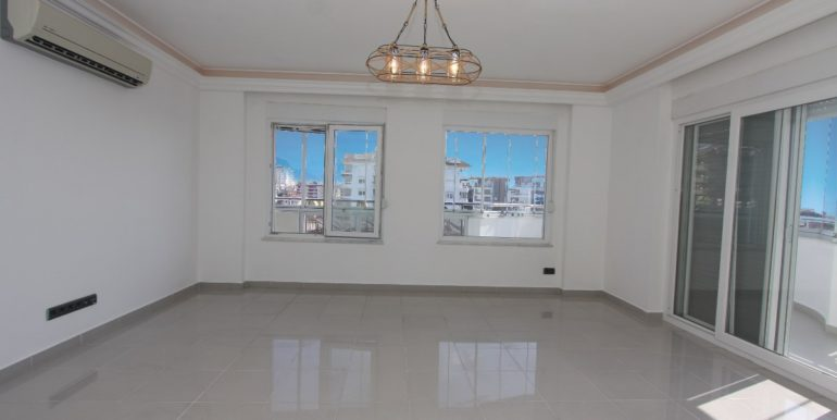 87.000 Euro seaview apartment in Alanya For Sale