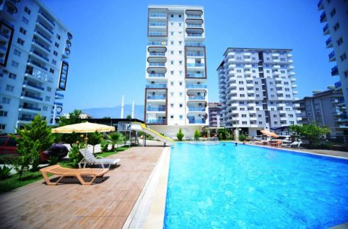 Alanya 2 Room properties apartments for sale by owner 44000 Euro