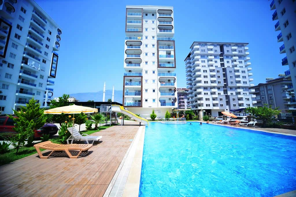 Mahmutlar Alanya 2 Room Cheap properties apartments for sale by owner 44000 Euro