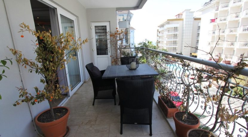 3 Bedroom apartment for sale in alanya centrum from owner