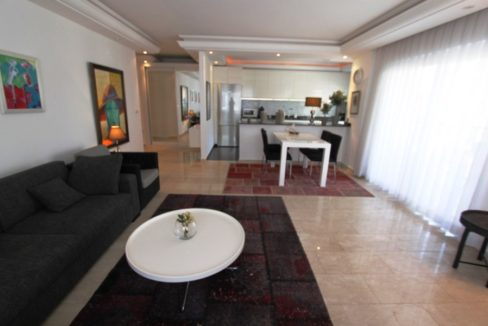 alanya flat property in best location for sale