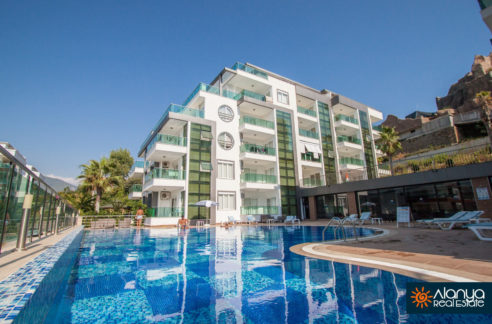 Alanya Kestel Apartment Luxury Residence 48000 Euro