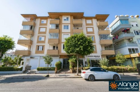 Cheap Apartments for sale in Oba Alanya Turkey 59000 Euro