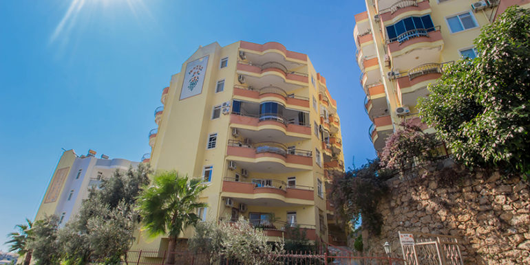 alanya Tosmur Wohnung Immobilien -