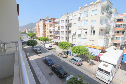 Alanya Centrum Property for sale in Cleopatra beach 48500 Euro