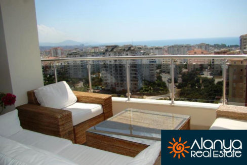 Luxury Aparments for sale in Alanya Turkey from owner prices 125000 Euro