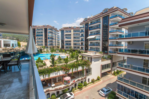 Luxury Residence Apartment in Alanya for Sale 95000 eur
