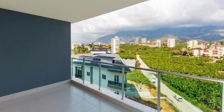 new apartment alanya with 2 bedrooms furnished for sale 68000 euro