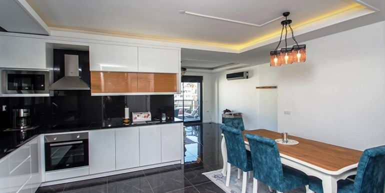 New Penthouse Property Alanya For Sale 169000 Euro