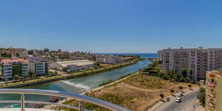 Seaview Penthouse By Dim River Alanya For Sale 119000 euro