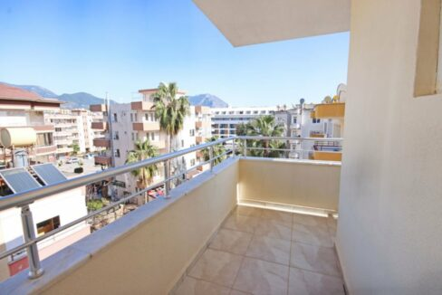 3+1 New Flat Apartment For Sale In Alanya Oba