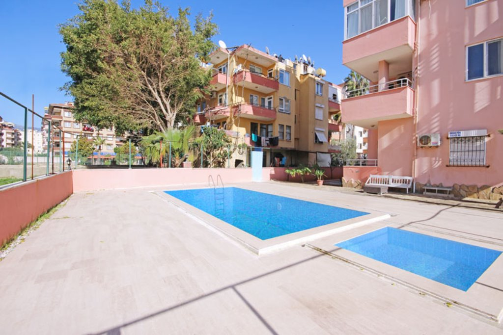 Cheap Duplex Apartment For Sale From Owner in Alanya Oba