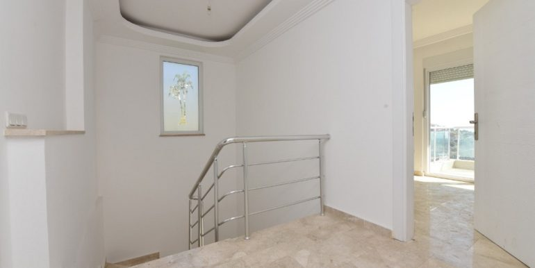 4+1 Alanya Seaview Villa For Sale 99500 Euro