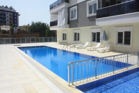 Alanya 2+1 Residence Apartment Flat For Sale
