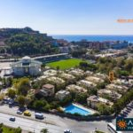 alanya beachclose house with swimmingpool cheap for sale