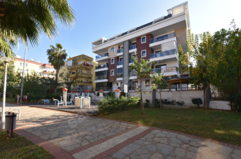 Alanya Centrum Apartments 2 in 1 Together For Sale 150000 Euro