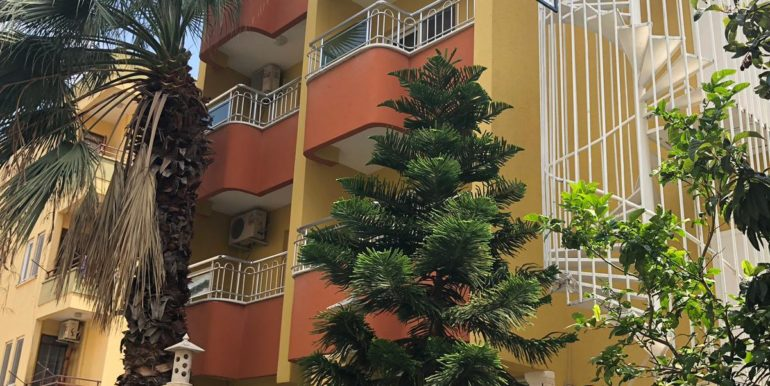 alanya hotel for sale at the kleopatra beach