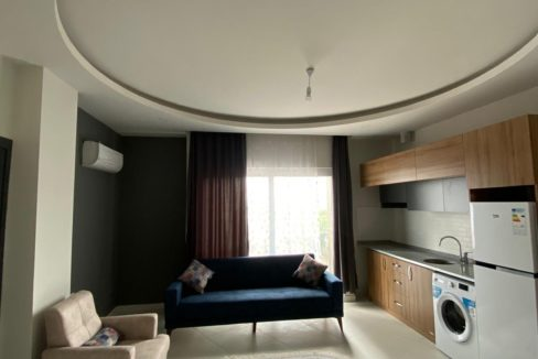 alanya new flat apartments cheap for sale -