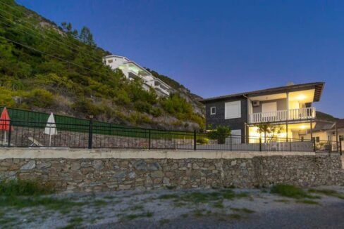 Alanya Sea View House Billige Til salgs 85 000 Euro